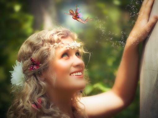 Faerie Theme Shoot – Georgie Pushner