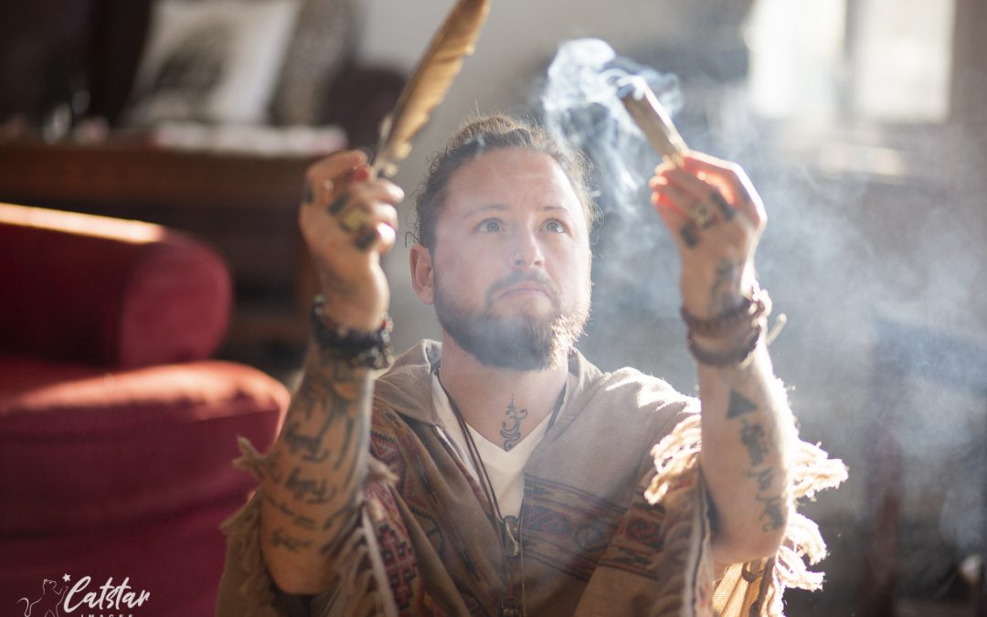 SHAMANISM WITH PACE FREEBORN